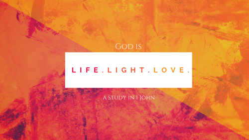 God is Life, Light, Love.